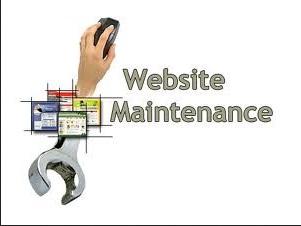 Maintenance Website